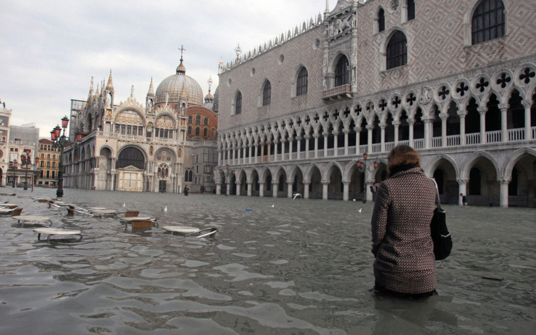 Rising Sea Levels and the Urgency of the Problem